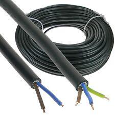 Erd-Kabel Venta por Metro Ej. Cable de Instalación Para Iluminación la Tierra /