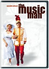 The Music Man (DVD,1962)