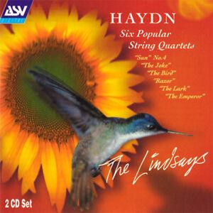 Haydn - Six Popular String Quartets