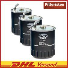 3x SCT Germany Kraftstofffilter ST6061 Mercedes-Benz C-Klasse Coupe CL203