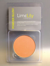 LimeLily Makeup - Powder Blusher - Palette Refill 37mm - CORAL - ( Peach )