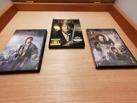 "Hobbit DVD lot! (3) ""An unexpected journey"" + The Desolation of Smaug! LoTD"
