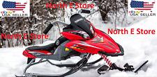 ❄❄NEW Yamaha YMC13001 Apex Snow Bike Sled Tube Ages 6+ has brakes & tow strap❄❄
