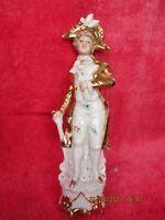 Sehr schöne alte Porzellanfigur Kavalier EdelMann Nippes ca,24cm