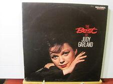 Judy Garland- The Best Of...g/fold-2 Vinyl Lps-Free UK Post