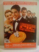 American Pie, The Wedding DVD