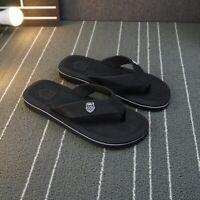 Men's Fashion Casual Flip Flops Beach Summer Non-slip Sandals Shoes Slippers