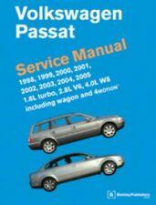 Volkswagen Passat Service Manual 1998-2005 18L turbo 28L V6 40L W8 including ...