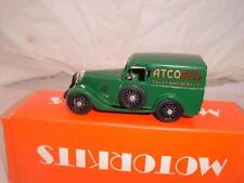 ATCO MOTOR MOWERS SALES & SERVICE FORD Y WHITE METAL STATIC MODEL 1/43 BOXED