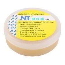 50g Rosin Soldering Flux Paste Solder Welding Grease Cream for Phone PCB WR