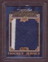 2009 PROMINENT CUTS Jersey WORN by Jim Carey In movie Bruce Almighty! 01/40 WOW!