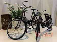 Retro Miniature Vintage Hand Made Bicycles, Hers Large