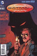 BATMAN INCORPORATED (2ND SERIES) 3...VF/NM ..2012...Grant Morrison...Bargain!