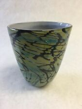 OFFICIAL REX RAY COLLECTION STORE - Rex Ray - DAVID NICHOLS VASE - SIGNED 1978