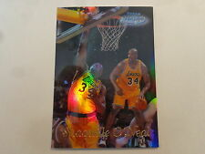 Shaquille O'Neal 1998-99 Topps Gold Label Insert Card #GL2