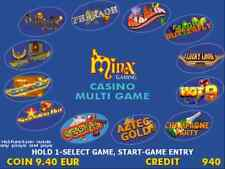 Minx SCG Slot machine software WindowsXP PC Casino & Cards E - Everyone 2019 DIY