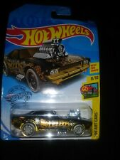 Hot Wheels Rodger Dodger Steam Punk HW Art Cars Real Riders SUPER CUSTOM