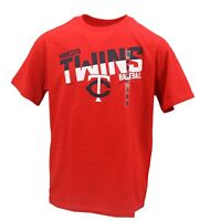 Minnesota Twins Official MLB Genuine Kids Youth Size T-Shirt New NO Tags