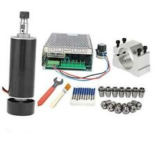 Cnc Spindle Kit 500w Air Cooled 05kw Milling Motor Spindle Speed Power