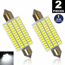 LUYED 2 X 570 Lumens Super Bright 3014 48smd 578 211-2 212-2 LED Bulb,White