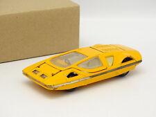Politoys 1/43 - Ferrari 512 S Modulo Pininfarina Jaune