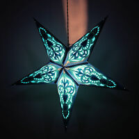 Christmas Festive Party Lamp Light Hanging Star Indian Decorative Lantern Light
