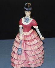 c1993 Royal Doulton Figurine ~Diane~ Hn3604 England - Handmade & Hand Decorated