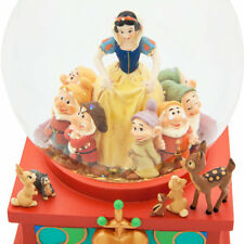 Disney'S Art Of Snow White Snowglobe New