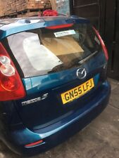 2005 Mazda 5 Tailgate In Blue Colour/Breaking For Part