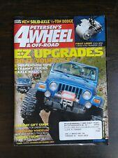 4 Wheel & Off Road Magazine January 2005 - Suzuki Grand Vitara - Dodge Mega Cab