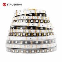 Tira de Luz Impermeable WS2815 LED Strip RGB SMD Cinta LED incorporado IC DC12V