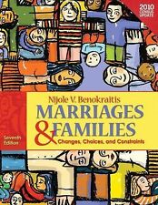 Marriages and Families Census Update (7th Edition)