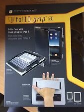 Cubierta Grip Scosche Folio para iPad 1,2,3,4