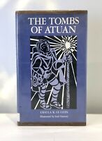 The Tombs of Atuan - Ursula K. Le Guin First Edition 1st 1971 Hardcover