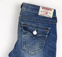 True Religion Femme Julie Slim Jeans Extensible Taille W26 L36 AOZ1137