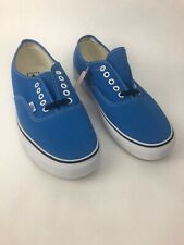 Vans Footwear French Blue / True White Mens Skate Shoe VN-0TSV4B6 Size 11.5