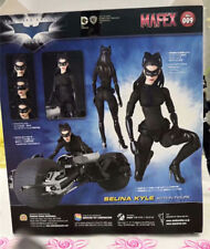 Mafex NO 009 Catwoman Selina Kyle The Dark Knight Action Figures Medicom KO Toy