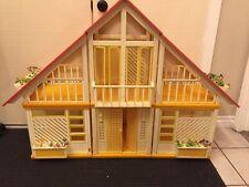 Vintage Barbie Dreamhouse Mattel 1978- Retro Colors- Barbie Doll House - VHTF