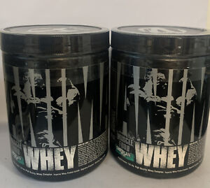 Universal Nutrition Animal Whey Isolate Loaded Whey Protein Powder 136 g- 2 Pack