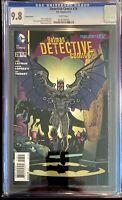 Batman DETECTIVE COMICS #28 Steampunk Variant Cover  CGC 9.8 WHITE Pages!!