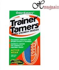 ODOR-EATERS TRAINER TAMERS SUPER STRENGTH INSOLES WASHABLE