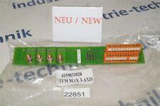 Baldor Asr RBPTSN00-1C Tfm Max 3-AXIS