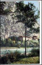 Künstlerkarte Robert Warger Verlag Innsbruck No. 156/1909 Alpen Motivkarte