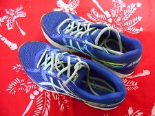 Asics T600N Size 8  Blue Turquoise Running, Cross Training  Shoes