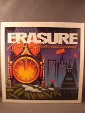 EP ERASURE CRACKERS INTERNATIONAL 1988 VINYL 12-INCH 6-TRACK SIRE 25904-1 PROMO