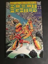 MAGNUS ROBOT FIGHTER #4 VALIANT-1992  9.8 NM-MT WHITE PAGES