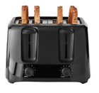 4-Slice Toaster w/ 6 Shade Settings Removable Crumb Tray Breakfast Even Toasting photo