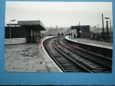 PHOTO  BURNLEY CENTRAL RAILWAY STATION 6/12/76