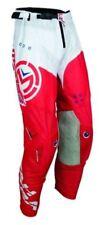 Vestimenta rojos para motocross y enduro