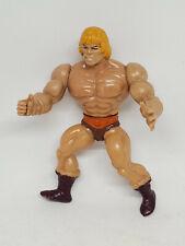 Vintage 1981 LEO Toys India He-Man Motu Masters of the Universe
